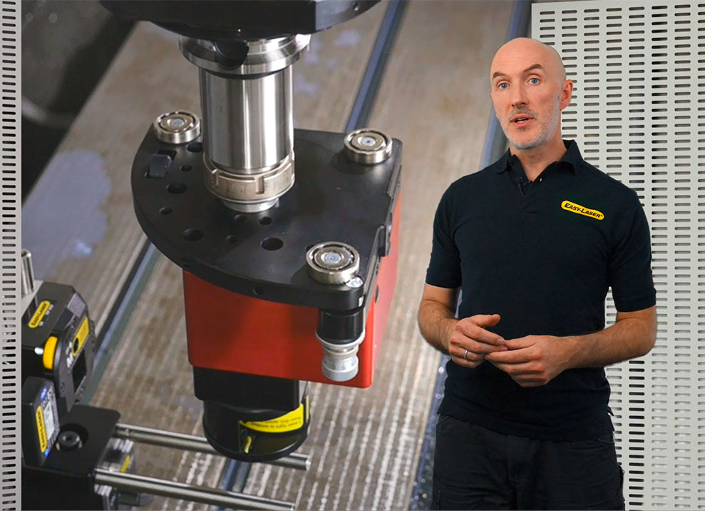 Easy-Laser E940 makes 