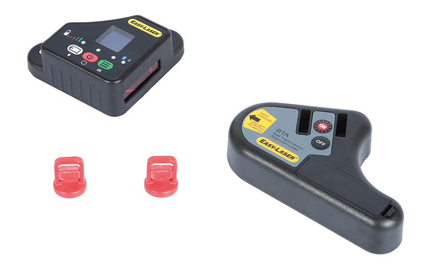 E180 Wireless Digital Pulley Alignment Tool