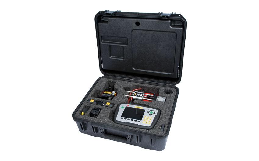 E910 Flange Flatness Measurement Easy Laser