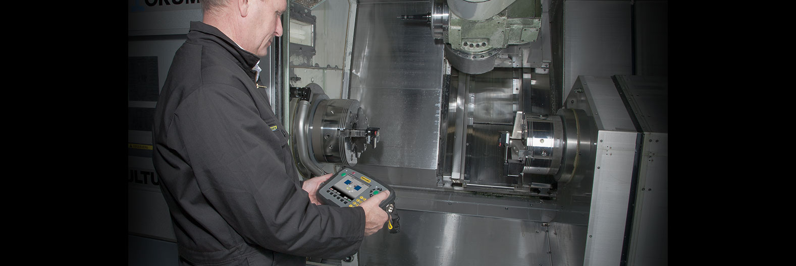 Complete System For Measurement. And Alignment Of Machine Tools
