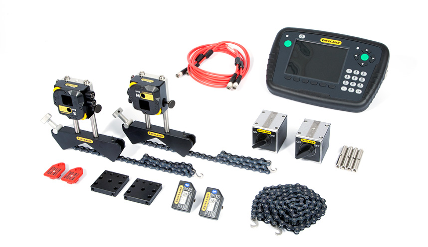 E710 Laser Shaft Alignment Kit