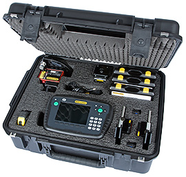 Easy-Laser® E720 laser alignment system