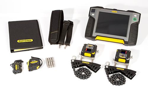 XT440 - User friendly tool for laser shaft alignment   Easy-Laser